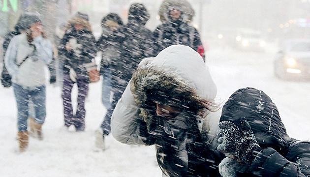 Хуртовини та ожеледиця: українців попереджають про погіршення погоди
