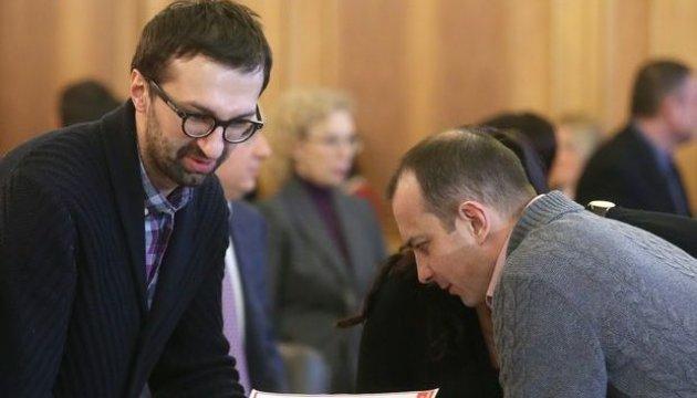Соболєва і Лещенка просять ретельніше підбирати кандидатів на аудитора НАБУ
