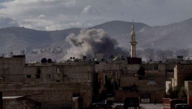 Штати не виключають удару по військах Асада через імовірну хімічну атаку