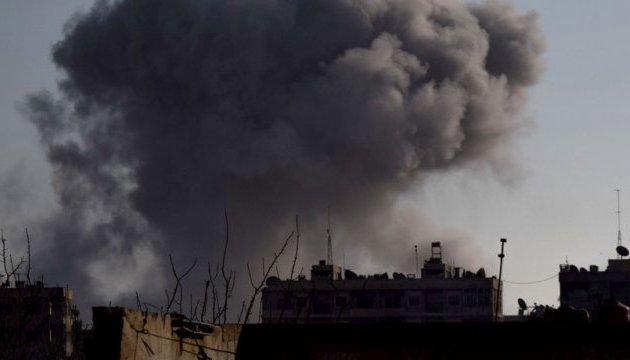 В Сирии взорвали штаб российских войск, есть погибшие — СМИ