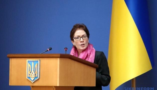 Санкции США продлятся, пока Россия не уйдет с Донбасса и Крыма - посол