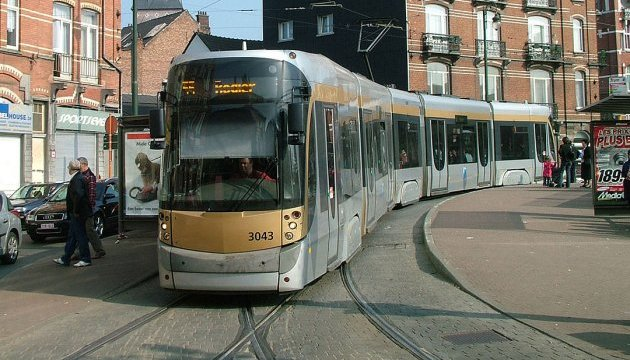 Общественный транспорт Брюсселя станет бесплатным в