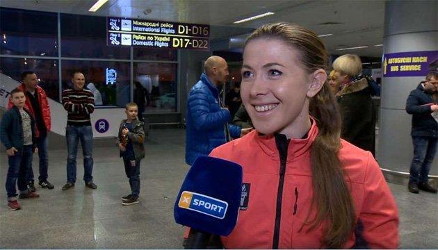 Юлия Джима: Хочется реабилитироваться на заключительных этапах Кубка мира
