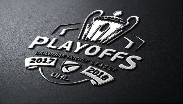 Украинская хоккейная лига представила логотип плей-офф сезона 2017/18