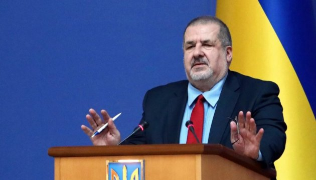 Chubarov: Russia's militarization of Crimea not to obstruct de-occupation process