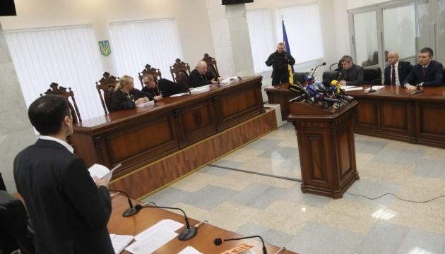 Суд у справі Труханова заслухав уже половину обвинувачення