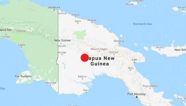 Землетрус в Папуа-Новій Гвінеї: 30 загиблих, 300 поранених
