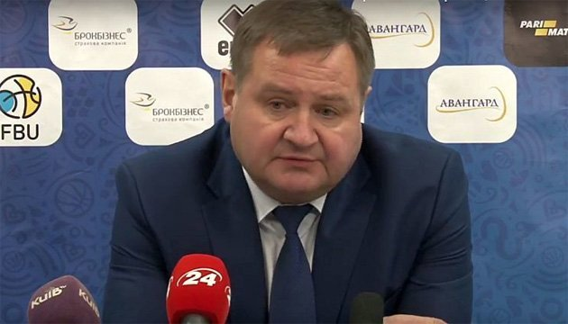 Мурзин: Джетер и Герун добавили новой энергии баскетбольной сборной Украины