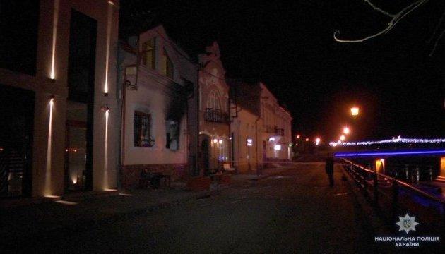 Вночі в Ужгороді спалили офіс товариства угорців
