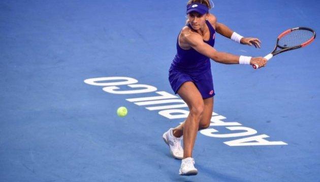 Цуренко обіграла Гаврилову і вийшла у фінал турніру WTA в Акапулько