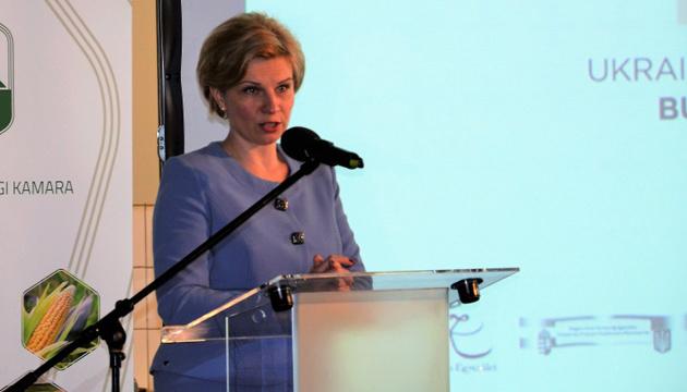 Посол Непоп назвала фейком публікацію про відмову посольства допомогти українцю після ДТП