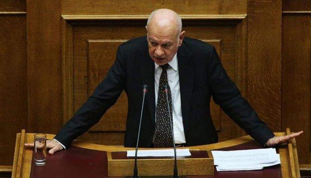 Грецький міністр пішов у відставку через те, що його дружина отримувала держдопомогу