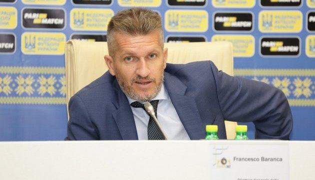 Франческо Баранка: Матеріали по матчу «Маріуполь» - «Гірник-Спорт» скоро будуть в КДК