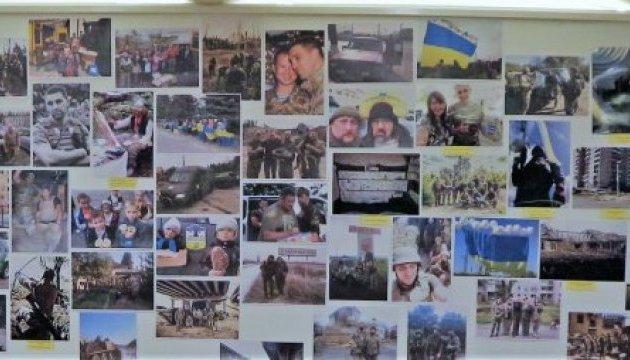 У Будапешті показали фотовиставку про наслідки російської агресії проти України