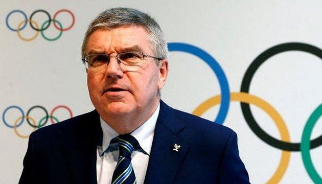 Томас Бах: Ігри-2026 краще провести в країні з готовою інфраструктурою