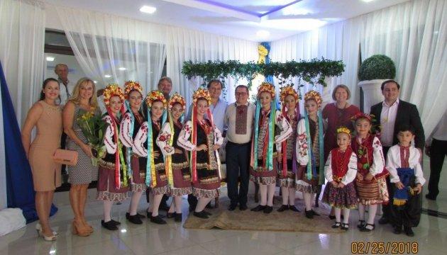 У Парагваї відзначили 25-ту річницю дипвідносин з Україною