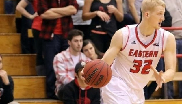 Украинский баскетболист Близнюк стал игроком недели в NCAA