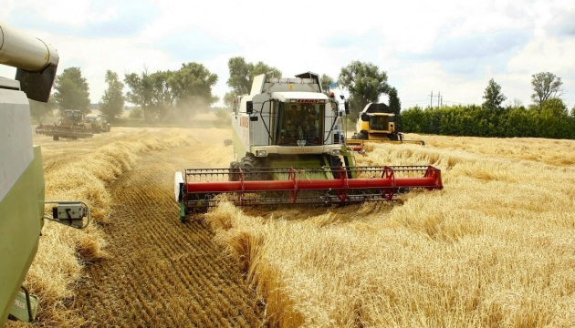 Ukraine already exported 5.8 mln tonnes of wheat - Agrarian Policy Ministry