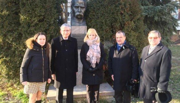 UWC President Czolij meets with Ukrainian diaspora in Bratislava