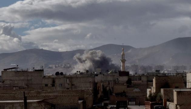 Армия Асада взяла под контроль стратегический холм возле Голанских высот