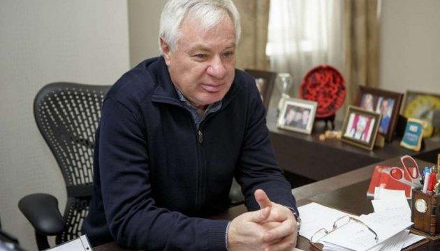 Брынзак: Сборная Украины должна ехать на этап в Тюмень
