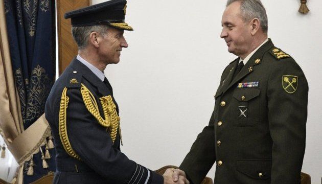Миссия Orbital: украинских летчиков могут учить в Британии