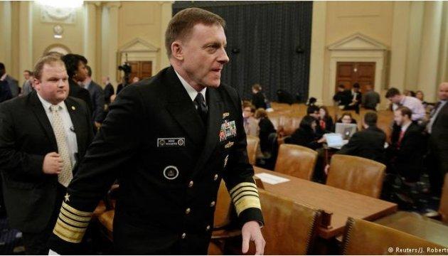 Трамп не приказывал противодействовать киберугрозам РФ на выборах - адмирал