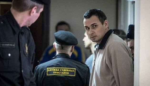 Arranca una acción global en apoyo de Oleg Sentsov