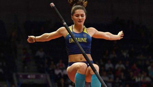 Марина Килипко побила рекорд України у приміщенні зі стрибків з жердиною