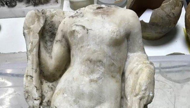 В Салониках нашли обезглавленную Афродиту
