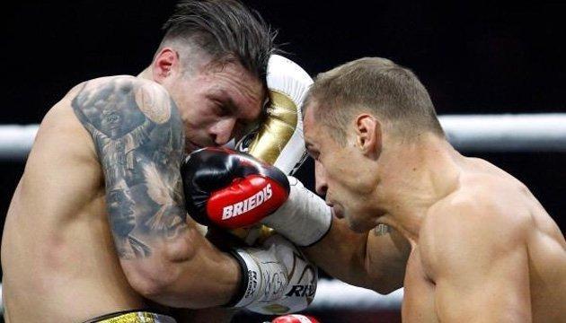 Usyk: Ich werde mit Briedis boxen, wenn finanzielle Seite mir recht sein wird