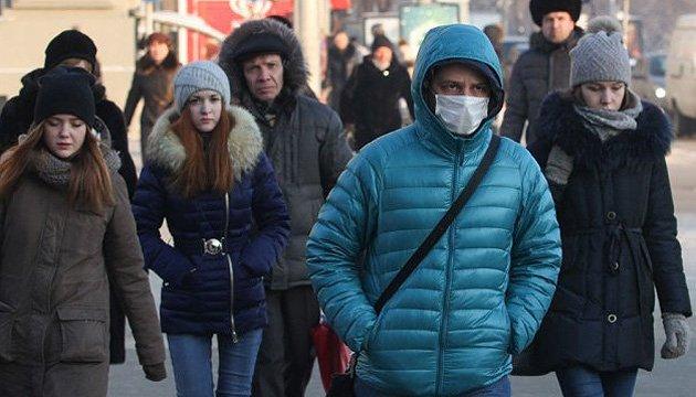 На Миколаївщині епідпоріг по грипу та ГРВІ перевищений у семи містах і районах