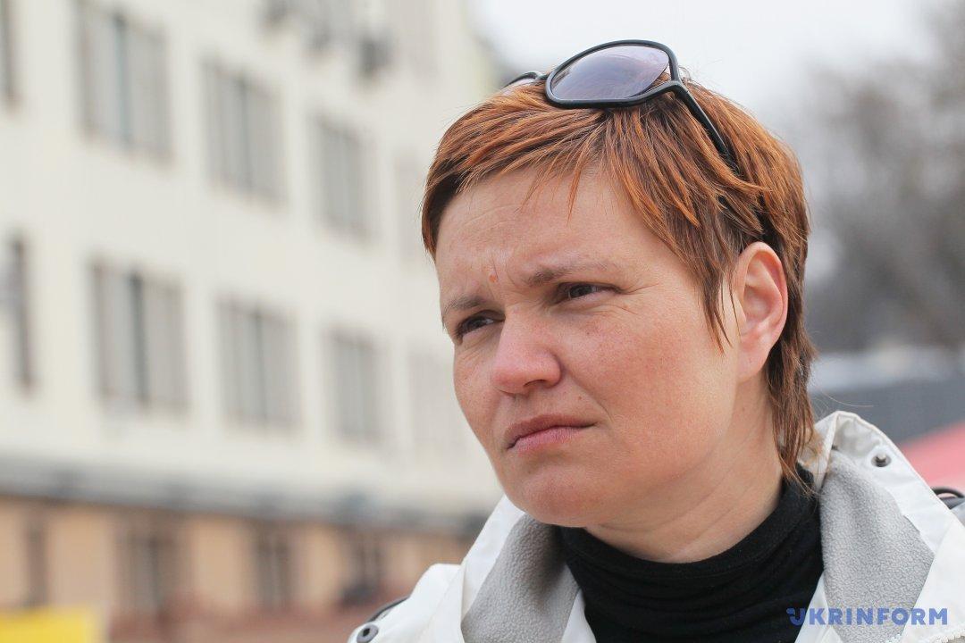Леся Литвинова