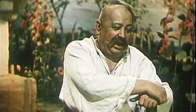 Іван Паторжинський у ролі Карася в «Запорожці за Дунаєм» / Фото: youtube