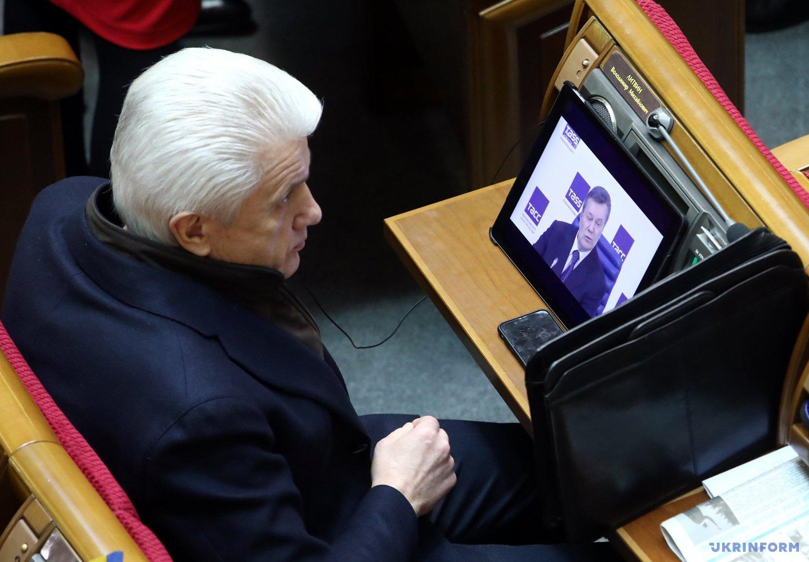 Час вопросов к правительству в Верховной Раде (no comments) / Фото: Тарасов Владимир, Укринформ