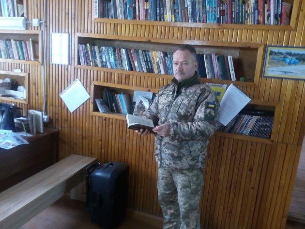 Підполковник Олег Сурженко