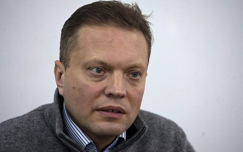 Володимир Омельченко
