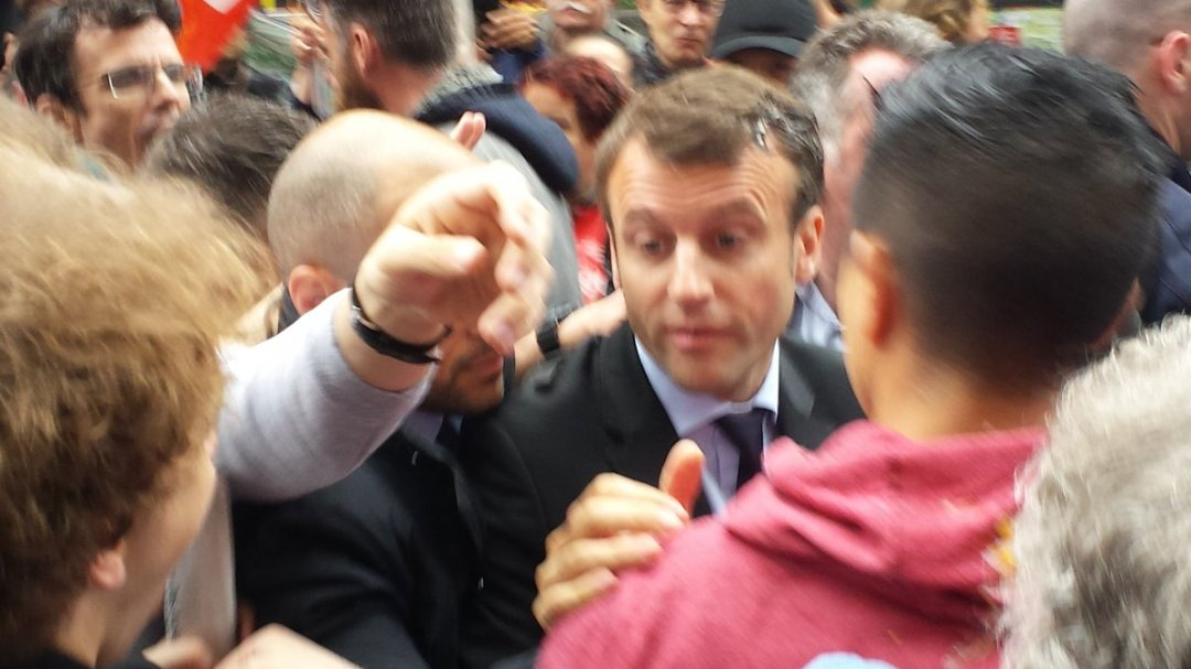 Президент Франции сыграл вмузыкальной постановке «Петя иволк»