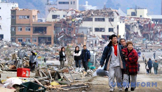 Наслідки землетрусу в Японії, префектура Міягі / Фото: Укрінформ