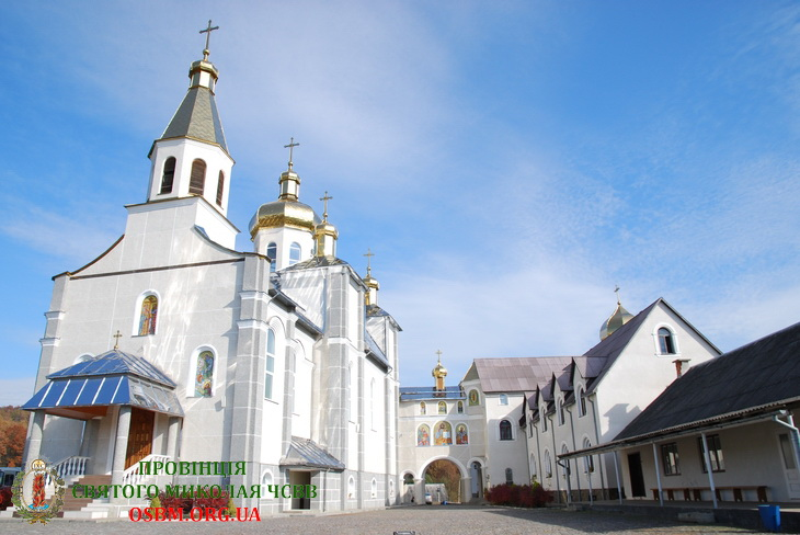 Боронявський монастир