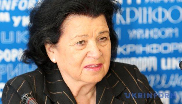Альбіна Дерюгіна / Фото: Укрінформ
