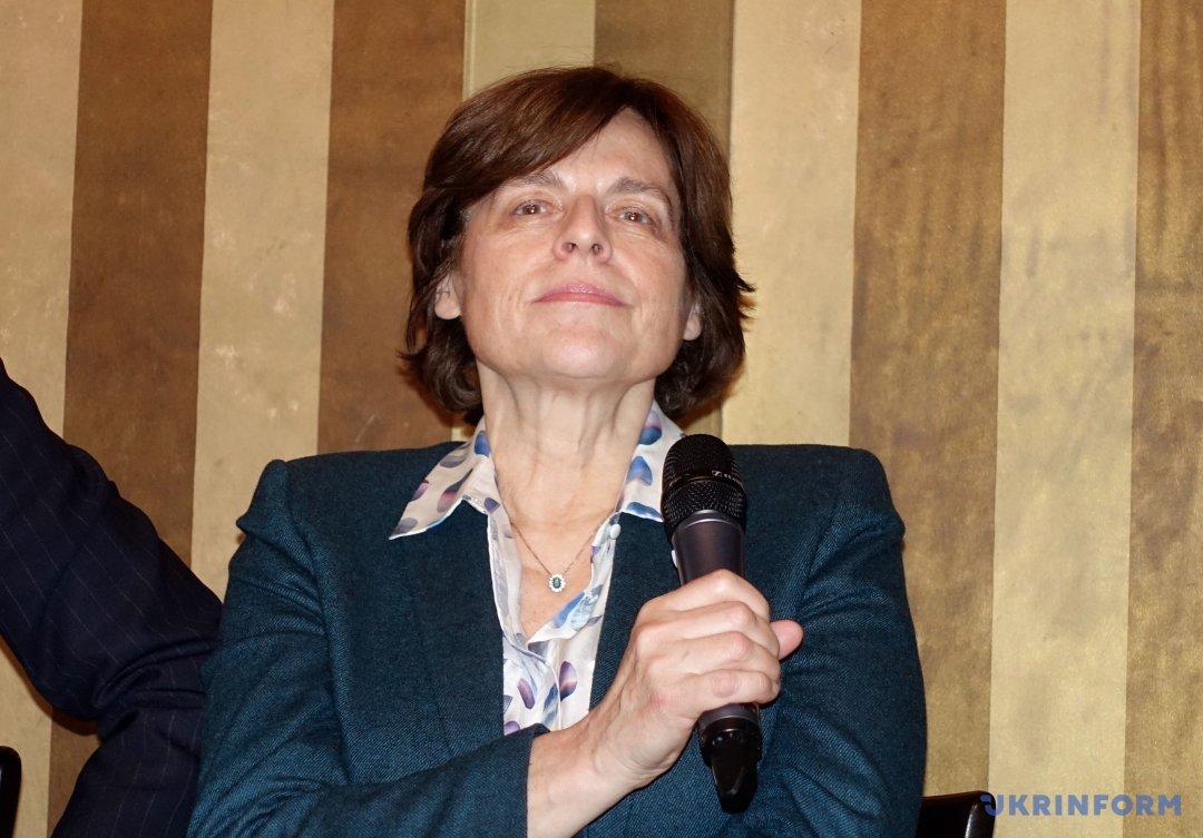 Политолог Мари Мендрас
