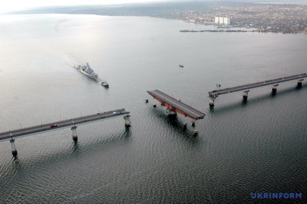 мост не сошелся при строительстве фото подоконнике отличная возможность