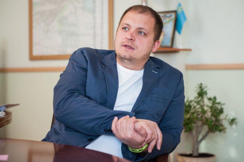 Артем Семеніхін / Фото: Голос Конотопа