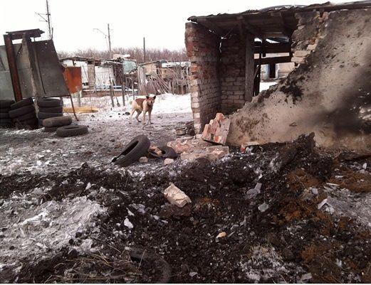 Взоне АТО боевики обстреляли Авдеевку иопорные пункты ВСУ