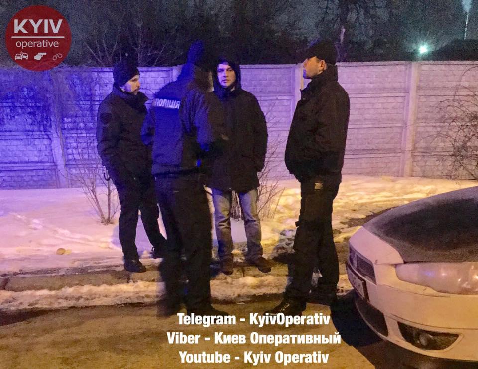 В Киеве за пьяное вождение задержали экс-главу харьковской патрульной полиции 4