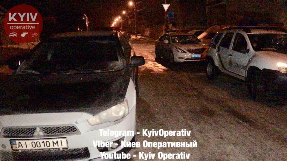 В Киеве за пьяное вождение задержали экс-главу харьковской патрульной полиции 3