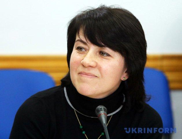Наталія Фідоренко