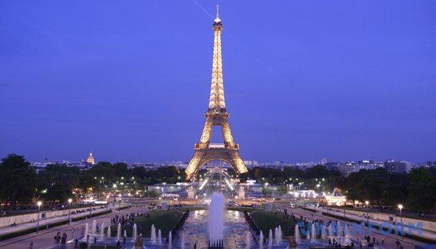 Ейфелева вежа. Фото: Укрінформ