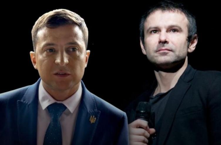 Володимир Зеленський, Святослав Вакарчук / Колаж Еспресо